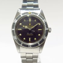 "Rolex Submariner ""James bond"" 1959 ref 5508 gilt dial"
