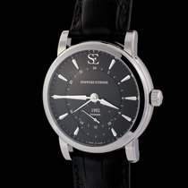 Schwarz Etienne Manufacture Roma ASE GMT Micro-rotor. 4-Day Power