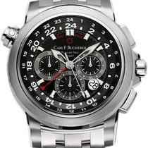 Carl F. Bucherer Patravi Traveltec GMT 00.10620.08.33.21