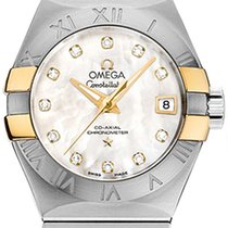 Omega Constellation Co-Axial Automatic 27mm 123.20.27.20.55.005