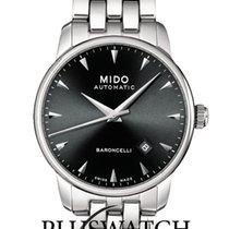 Mido Baroncelli II Man's Watch Black Dial Ref. M86004181
