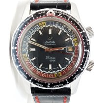 Enicar Vintage Sherpa Guide 600 GMT