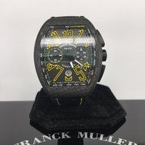 Franck Muller Vanguard 45 Carbon Chronograph