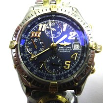 Breitling Chronomat UTC Automatik 18kt Yellow