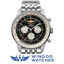 Breitling NAVITIMER GMT Ref. AB044121/BD24/443A