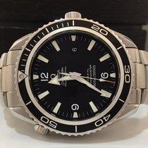 Omega Seamaster Planet Ocean Co-axial 45mm 2 Pulseiras