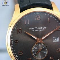 Hamilton Jazzmaster Maestro Small Seconds Pink Gold / Grey Arabic