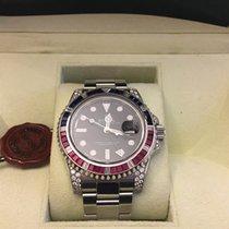 Rolex — GMT Master II — 116710LN — Unisex