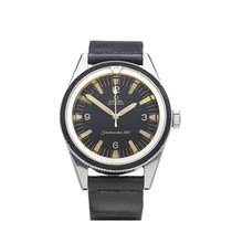 Omega Seamaster Vintage 300 Stainless Steel Gents 165014 - W3387