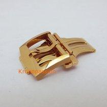 Harry Winston Deployant Buckle 18K Rose Gold Taper 18mm