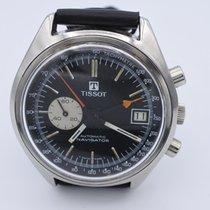 Tissot rare vintage chronograph big size Lemania