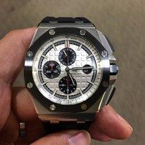 Audemars Piguet Royal Oak Offshore Chronograph Novelty Steel...