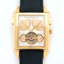 Girard Perregaux Rose Gold Vintage 1945 Tourbillon Sonnerie Watch