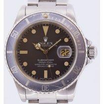 Rolex Submariner 16800 Tropical Bezel purple
