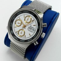 Squale Corallo Chronograph Vintage GMT Day-Date