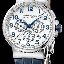 Ulysse Nardin Marine Chronograph Manufacture - 43 mm