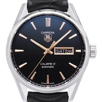 TAG Heuer Carrera Calibre 5 Day-Date Automatik 41mm