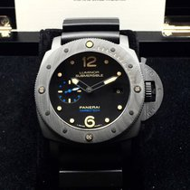 파네라이 (Panerai) PAM616 Luminor Submersible Carbotech 47mm [NEW]