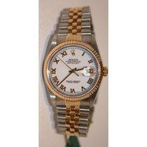 Rolex Datejust 16233 Men's Steel and 18K Gold Jubilee...