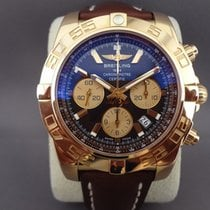 Breitling Chronomat B01 Rose/pink gold / 44mm