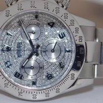 Rolex Oyster Perpetual Chronometer Daytona Diamonds