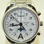 Longines Master Collection Moonphase Triple Date