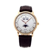 Blancpain Villeret Complete Calendar Moon Phase -NEW- List...