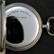 Ulysse Nardin Vintage Corps of  Engineers Silver Case