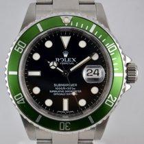 Rolex Submariner Ghiera Verde