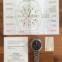 투티마 (Tutima) Military ChronographFull SetEXTR.SELTENUSArmy...