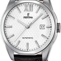 Festina Classic F16885/2 Herren Automatikuhr Sehr gut ablesbar
