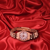 Rolex Ladies Datejust Rose Gold