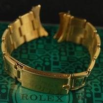 Ρολεξ (Rolex) Rolex 7205 Oyster rivit bracelet 18K gold 6263 6265