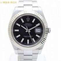 ロレックス (Rolex) ロレックス デイトジャスト2 116334 V番