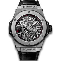Hublot Big Bang Tourbillon Power Reserve 5 Days Titanium 45m