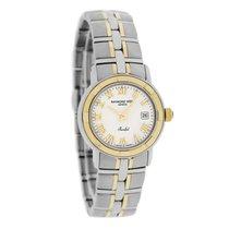 Raymond Weil Parsifal Ladies MOP Swiss Quartz Watch 9440-STG-0...