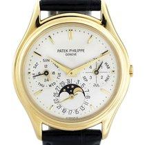 Patek Philippe 3940J Perpetual Calendar 18k  Gold Mens Watch