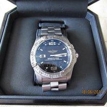 Breitling Aerospace Evo Chronograph E79362 Titanium 2012 Black...