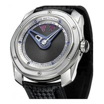 De Bethune DB22WS5 DB 22 Power Mens Automatic in White Gold -...