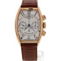 Franck Muller Casablanca 5850 CC Chronograph 18K Pink Gold