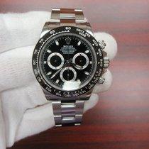 ロレックス (Rolex) Cosmograph Daytona 116500 LN Black