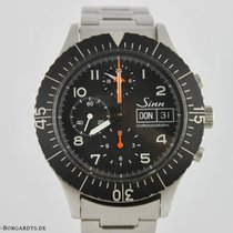 Sinn Chronograph Military  Referenz 156 Baujahr 2003