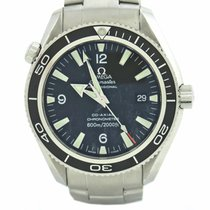 Omega Seamaster Planet Ocean Stainless Steel Automatic