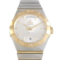 Omega Constellation Day-Date Co-Axial 38mm 123.25.38.22.02.002
