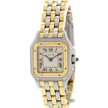 Cartier Panthere 1057917C 18K YG/SS Watch