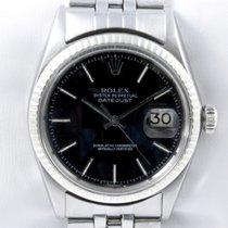 Rolex Datejust Date Weißgold Stahl Chronometer Jubileeband Massiv