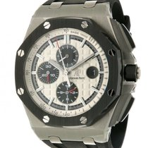 Audemars Piguet Offshore 26400so.oo.a002ca.01 Steel, Rubber, 44mm