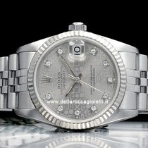 Rolex Datejust Medio Lady 31  Watch  68274