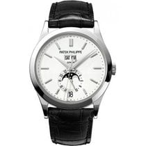 Patek Philippe Grand complications Day Date Moon phase White...