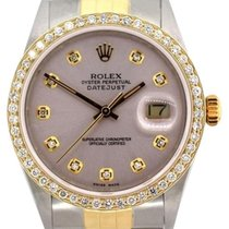 Rolex Datejust Midsize 31mm Champaigne Dial Yellow Gold And...